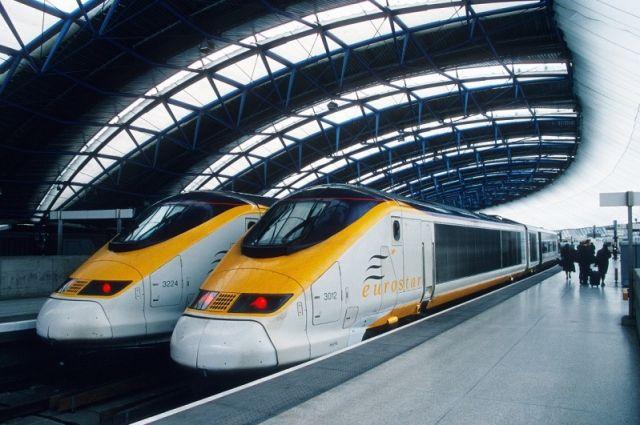 Сегодня в 1-ый рейс отправится поезд свагонами-трансформерами