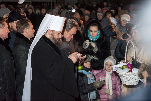 На «Спасских вечерах» вПензе собрали неменее 500 тысяч руб. пожертвований
