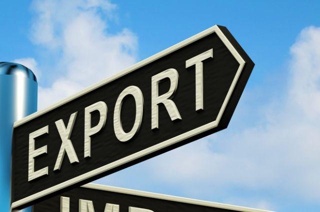 Украина сократила экспорт товаров на5,9%