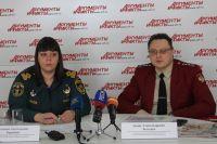 Татьяна Баранова и Денис Золотаев