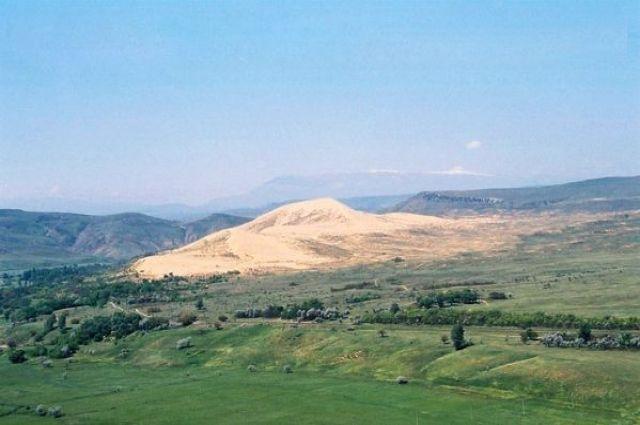 Туробъект Бархан «Сарыкум» получит статус Геопарка ЮНЕСКО