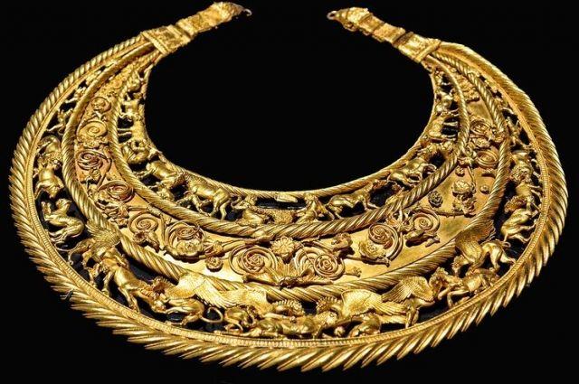 Музеи Крыма начали битву заскифское золото