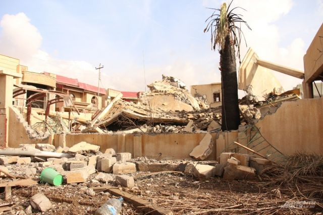Иракские войска контролируют 90% территории восточного Мосула