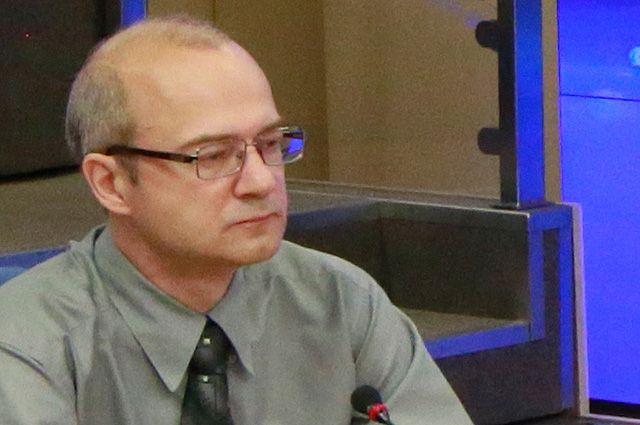 Сергей Гриняев.