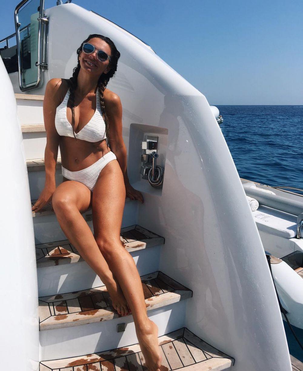 Анна Седокова выбрала для зимнего отдыха Мексику