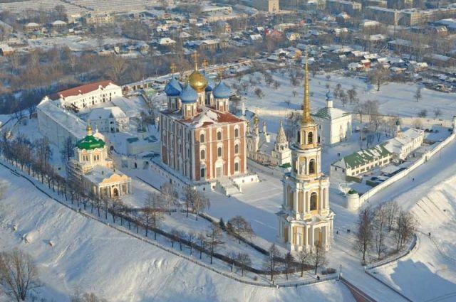Вновогодние праздники Рязанскую область посетили практически 15 тыс. туристов