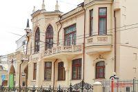 Московский городской дворец творчества детей и молодёжи на Большой Полянке, 45.