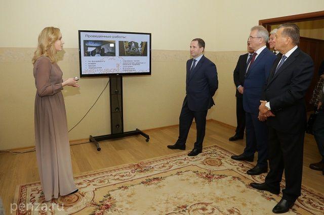 Михаил Бабич уже бывал в гостях у студентов пензенского «Квартала Луи».