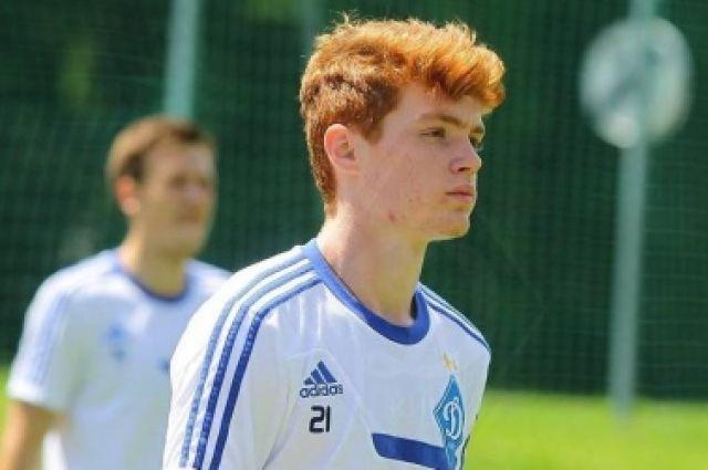 Виктор Цыганков признан лучшим молодым футболистом Украинского государства 2016 года