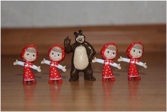 Барнаульские школьники смогут придумать сюжет не хуже, чем в мультфильме «Маша и медведь».