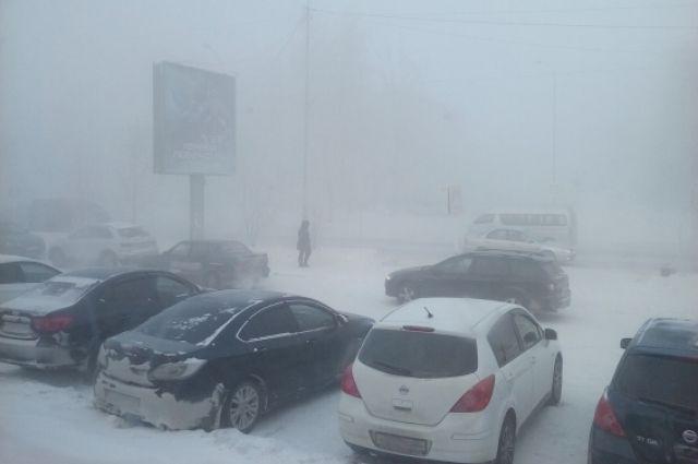 Ввоздухе Красноярска отыскали огромное количество сероводорода ипыли