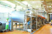 Производственный цех творожного зерна: здесь создаётся качественная и вкусная «молочка».