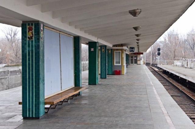 Станция метро «Гидропарк»