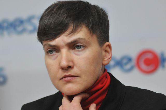 Савченко просят исключить изкомитетаВР понацбезопасности
