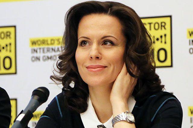 Елена Шаройкина.