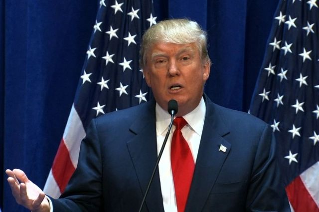 Трамп выбрал слоган для президентской кампании 2020 года