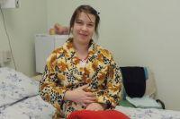 Екатерина Носенкова из Переславля счастлива в ожидании своего малыша.