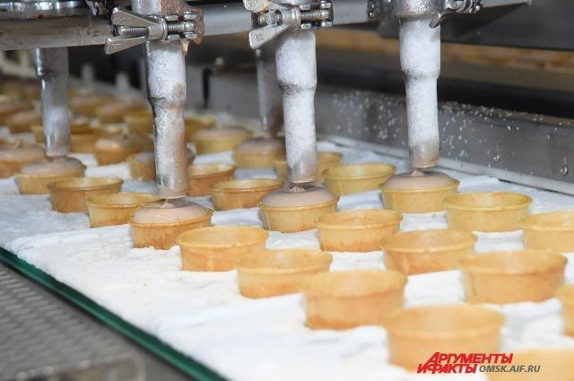 Нижегородская область будет поставлять мороженое в КНР