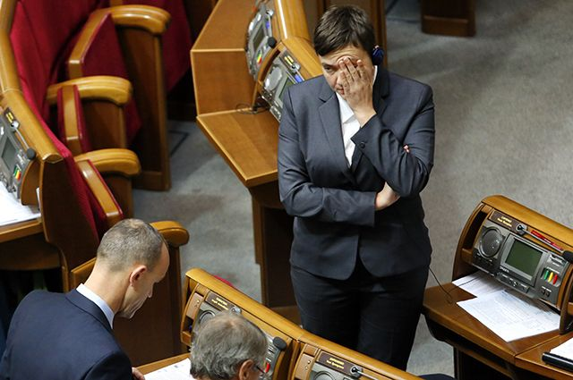 СБУ: УСавченко нет права вести переговоры стеррористами