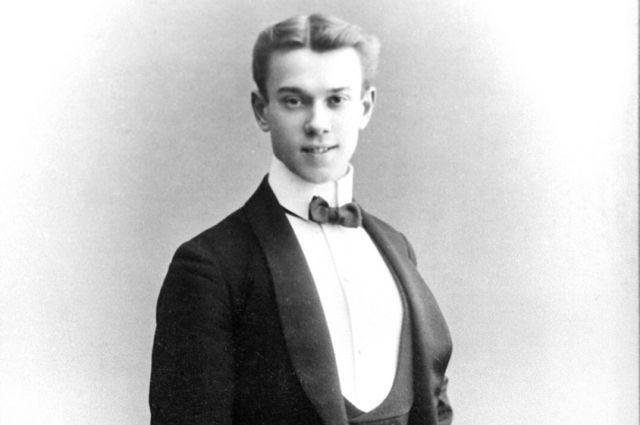 Вацлав Нижинский.