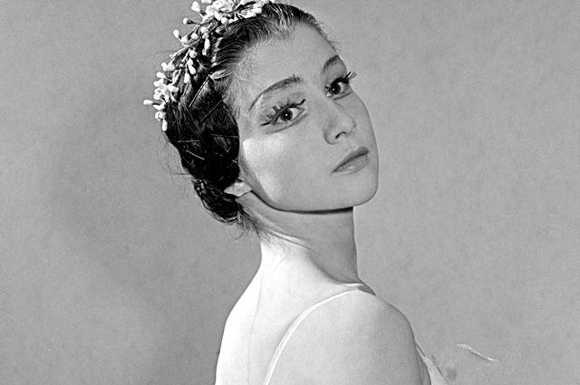 Екатерина Максимова, 1961 г.
