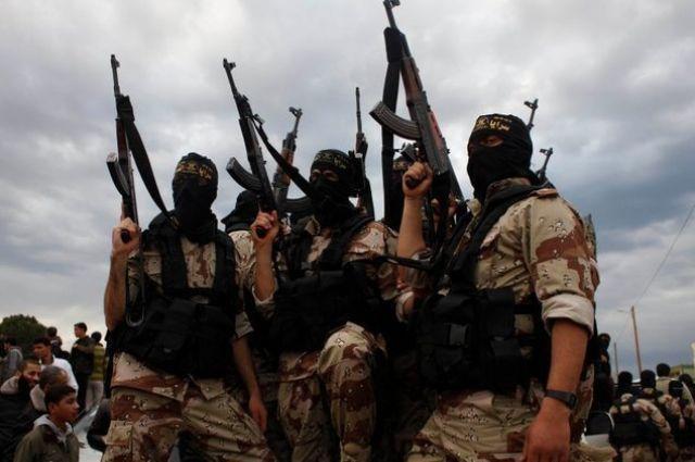 ИГпотеряла около четверти территорий вСирии иИраке в 2016