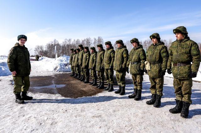 Ежегодно 3 тысячи бойцов заступают в нацгвардию НСО