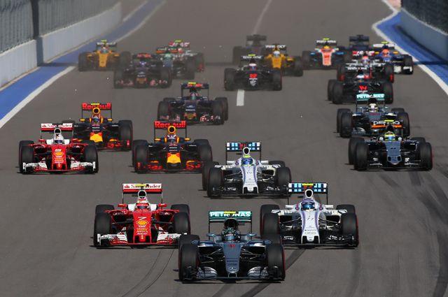 ВСочи началась продажа билетов на«Формулу-1»