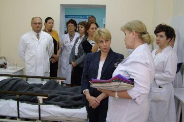 Елизавета Глинка внимательно выслушивала каждого сотрудника и каждого пациента.