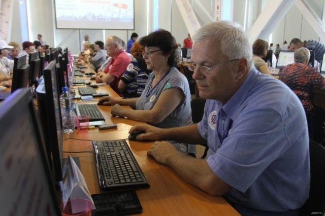 Бесплатные компьютерные курсы пенсионерам