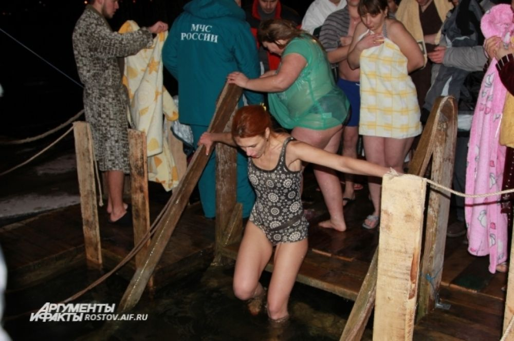 Православные христиане отмечают Крещение Господне.
