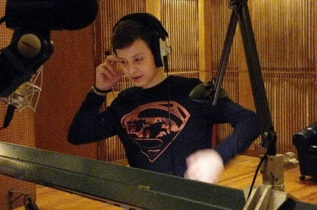 Чебоксарский школьник озвучил персонажа измультфильма «Лего Фильм: Бэтмен»