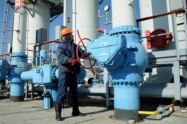 Украина затри месяца отопительного сезона сократила запасы вПХГ на25%