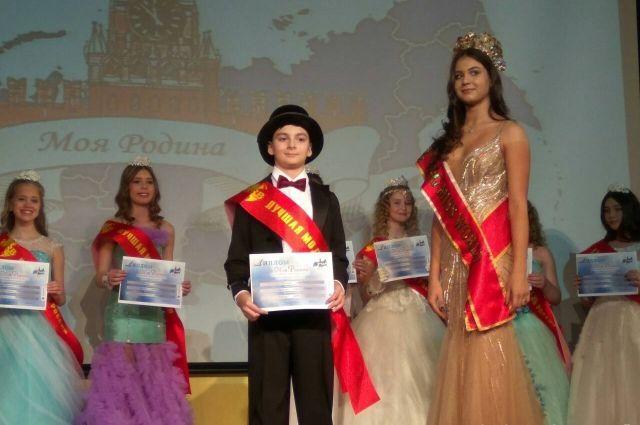 Весной школьник планирует участвовать в конкурсе «Юные мисс и мистер Россия».