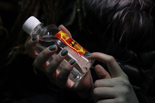 За красивой этикеткой часто скрыт опасный для жизни и здоровья напиток.
