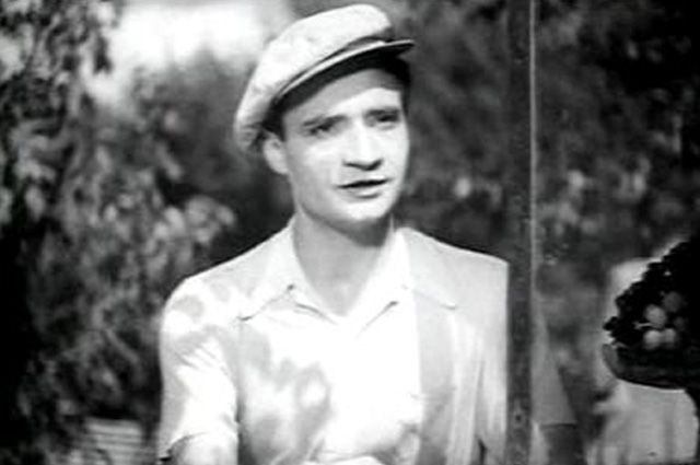 Павел Шпрингфельд в фильме «Близнецы», 1945 год.