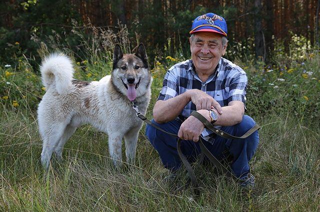 Лишь уйдя с поста президента, Минтимер Шаймиев смог завести собаку.