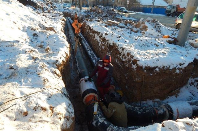 На дорогах Кловской иГарабурды вСмоленске отключат тепло игорячую воду