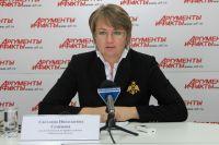 Уполномоченный по защите прав детей в Иркутской области Светлана Семенова.