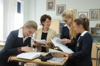 Оренбургские школьники начнут учиться с понедельника