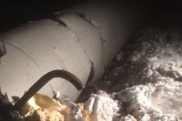 ВГаврилов-Ямском районе Ярославской области рухнула водонапорная вышка
