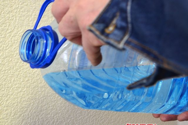 Ядовитую незамерзающую жидкость продавали вПермском крае