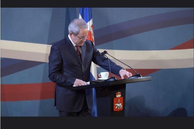Виктор Басаргин назвал новых министров края.