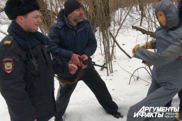 Азербайджанцу - убийце рязанских грибников дали 23 года колонии строгого режима
