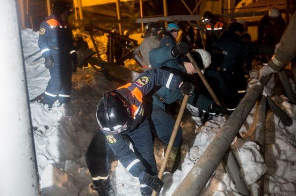 Теперь в Новосибирской области пройдет проверка, как чистят снег с других зданий