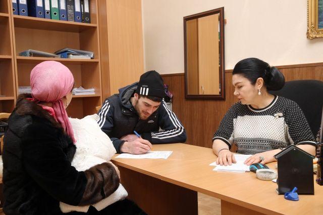 В 2016 ЗАГС Махачкалы зарегистрировал 3 700 браков
