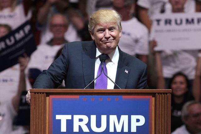 Трамп: дождь наинаугурации докажет, что яненошу парик