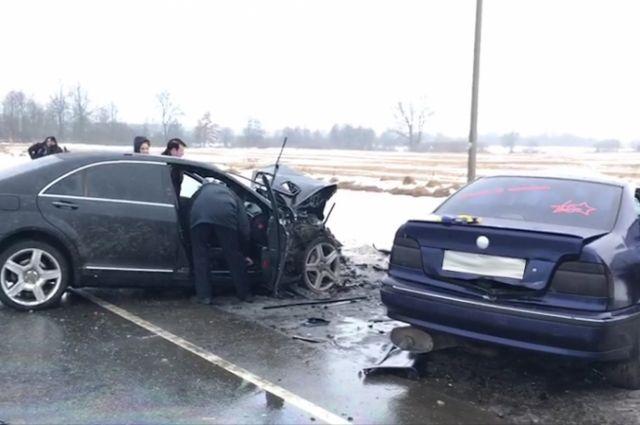 Скончалась пассажирка авто, спровоцировавшего ДТП на трассе под Нестеровым.