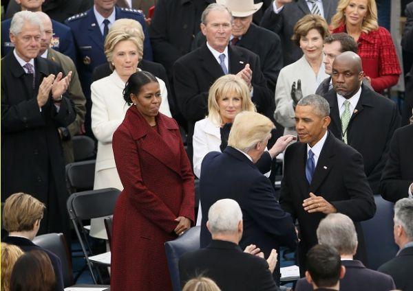 После совместного чаепития все отправились в здание Капитолия, где располагается законодательный орган США — Конгресс.