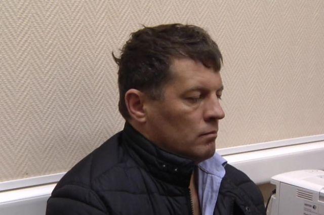 Министерство обороны официально подтвердило, что Сущенко неслужил вразведке
